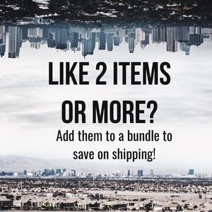 CLICK Add to bundle on stuff you like for a deal!